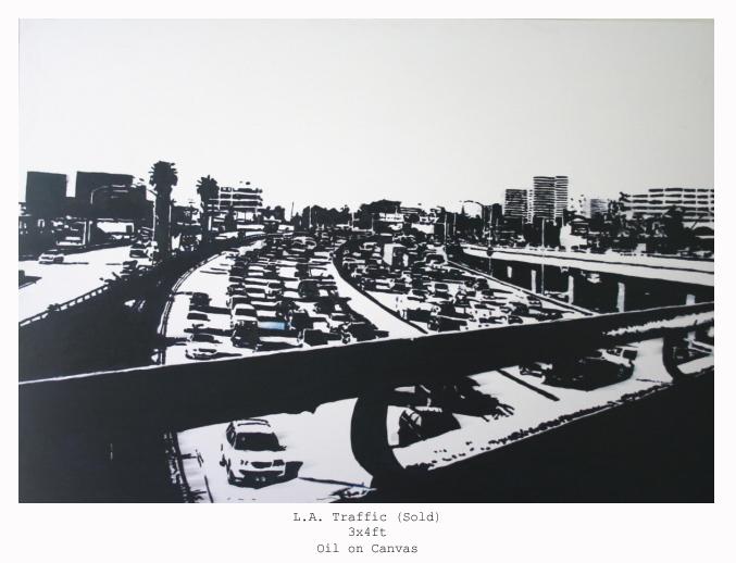 L.A.traffic