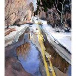 Private Way, Callanans Pass lg 16x23
