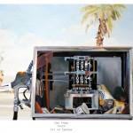 gas pump lg 16x20