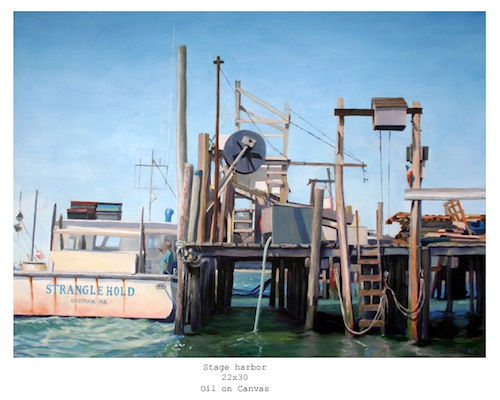 stage harbor lg 22x30