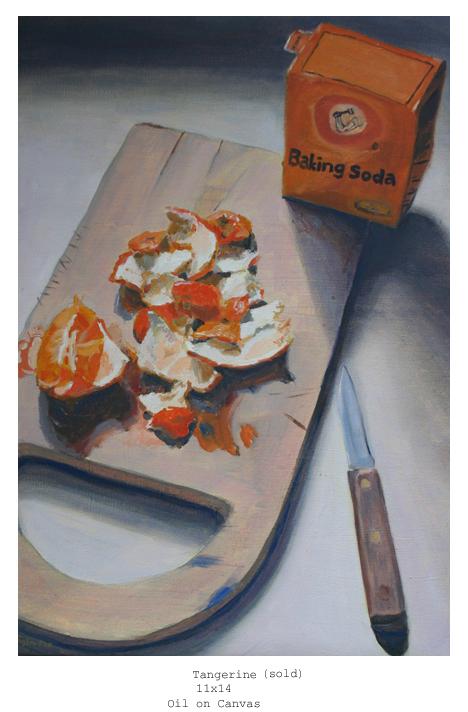 tangerine lg 11x14