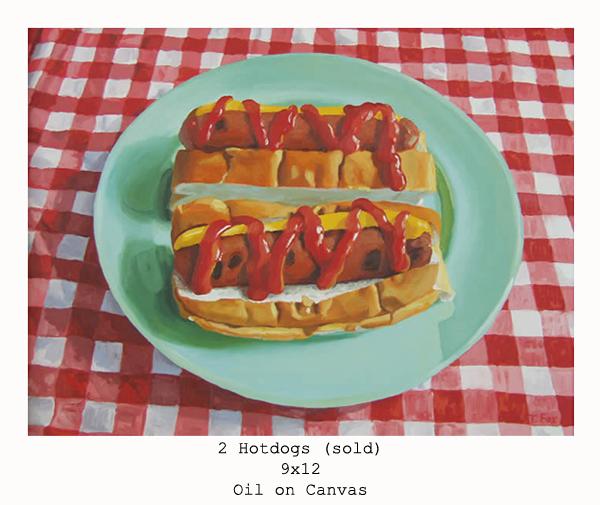 twohotdogs9x12