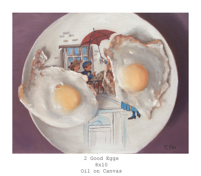 2 good eggs labeled copy