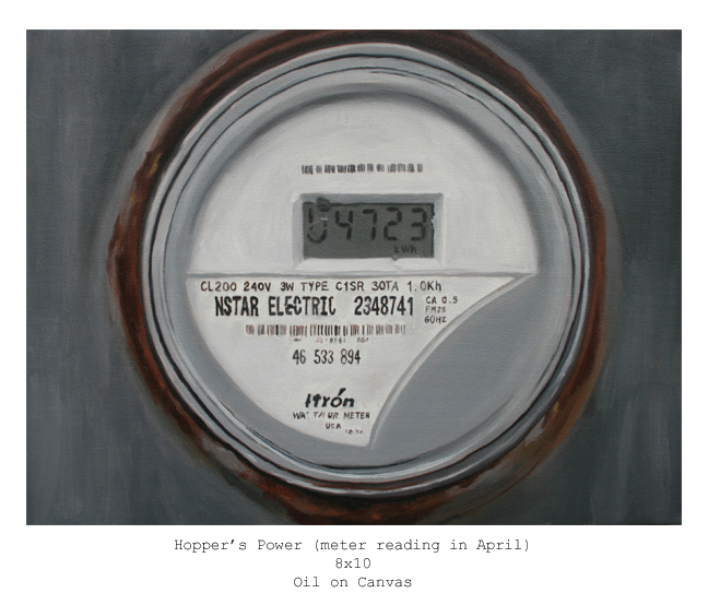 Hopper's power (meter reading in April) labeled copy